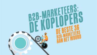 Interview – B2B marketeers: de koplopers