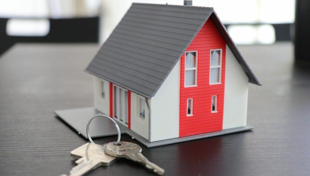 huisje sleutels